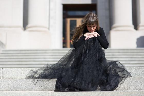 Ali Black Skirt-6
