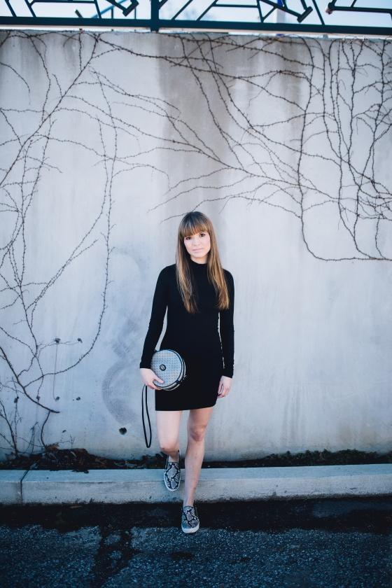 The Color Black. That's Festive Fashion Blog. Thatsfestive.com